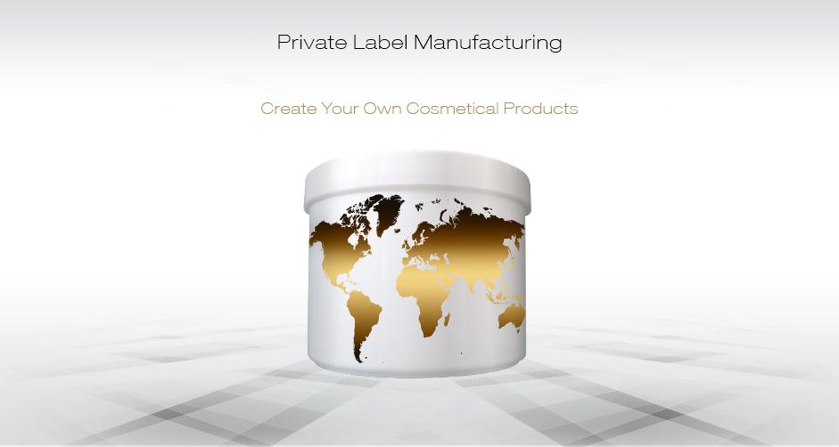 Private label banner